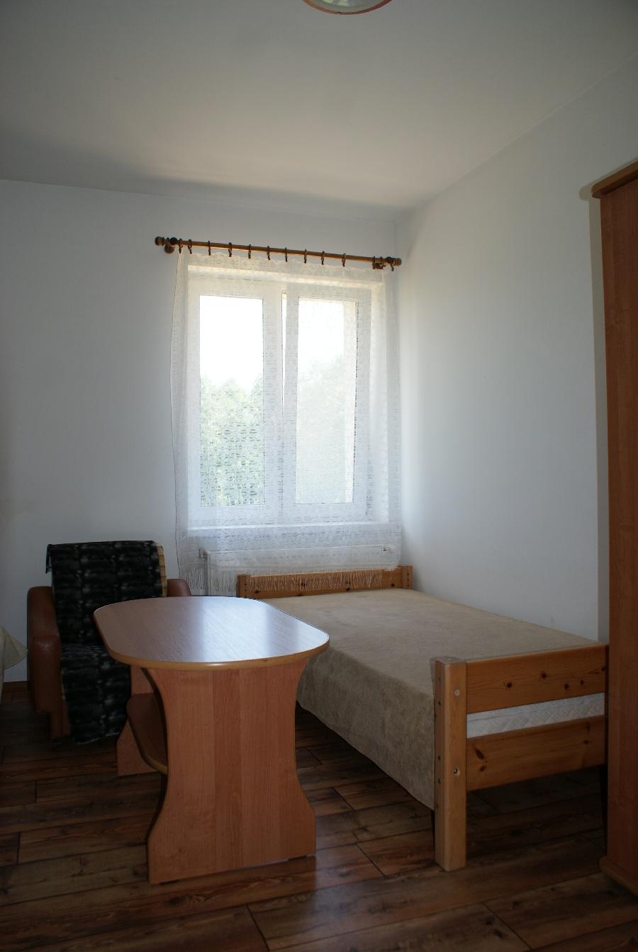 Pokoje nad jeziorem Kirsajty